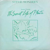 Stevie Wonder Lp The Secret Life Of The Plants