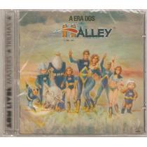 Cd A Era Dos Halley Trilhas ( Lacrado Frete Grat