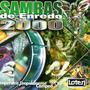 Cd Sambas Enredo Carnaval Rio De Janeiro * 2000