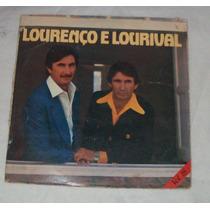 Lp Lourenço E Lourival - Vol 18 Condenado Por Amor - 1990