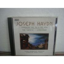 Joseph Haydn - Symphony No. 94 & No. 104 - Cd Importado
