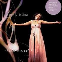 Cd Teresa Cristina - Ao Vivo Melhor Assim * Frete Grátis *