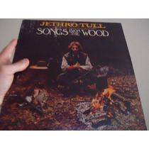 Lp - Jethro Tull - Songs From The Wood - Importado -encarte