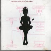 Cd Batida Sossegada - Volume 01 - Novo***