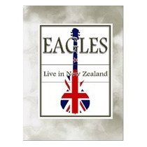 Dvd Eagles Live In New Zealand - Edicao Especial