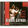 Cd Gloria Gaynor Never Can Say Goodbye - Frete Gratis