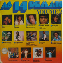 As 14 Demais Vol. 2 - Diversos - Lp Vinil Polyfar 1978