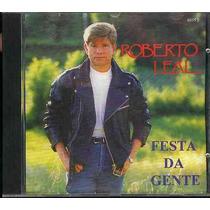 Cd Roberto Leal - Festa Da Gente - 1995
