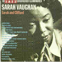Cd Sarah Vaughan A Jazz Hour With