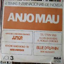 4 Temas Da Novela Anjo Mau Vol.3 - Compact Vinil Rca 1976