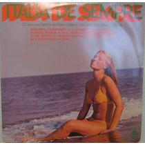 Itália De Sempre - 12 Sucessos Eternos Itália - 1978