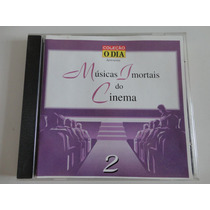 Músicas Imortais Do Cinema Vol. 02 - Cd