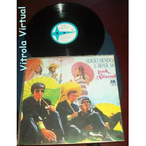 Lp Sergio Mendes Look Around A&m Records Capa Sanduíche