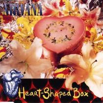 Cd Single - Nirvana - Heart Shaped Box - Frete Gratis