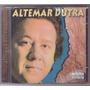 Cd Altemar Dutra - Minha História - Novo/lacrado