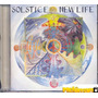 Solstice - New Life Cd Importado