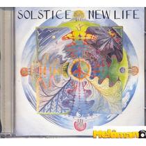 Solstice - New Life Cd Importado