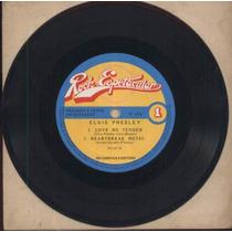 Elvis Presley Compacto Vinil Rock Espetacular 1976 Stereo