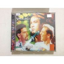 Cd - Os Paralamas Ao Vivo - Vamobatêlata - Original - 2cd