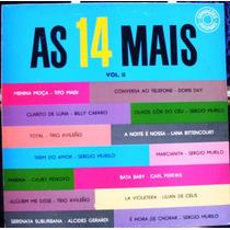 Lp As 14 Mais Vol. Ii - Vários Artistas Grav. Orig. Reedição