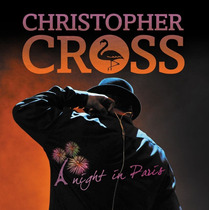 Cd Christopher Cross - A Night In Paris (box 2 Cds + 01 Dvd)
