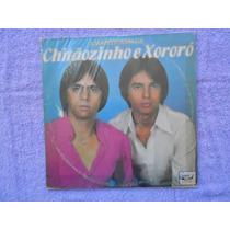 Lp Chitãozinho E Xororó P/1991 Amante Amada