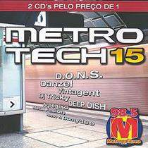 Metro Tech 15 - Cd Duplo