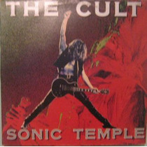The Cult - Sonic Temple - 1989