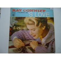 Disco Vinil Lp Ray Conniff´´s Love E Sua Orquestra E Coro