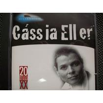 Cd - Cássia Eller - 20 Musicas Do Seculo Xx - Usado