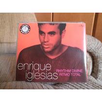 Cd Enrique Iglesias Rhythm Divine Ritmo Total - Single
