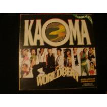 Lp Kaoma Worldbeat Lambada Que Conquistou A Europa