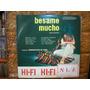 Vinil Lp Besame Mucho Boleros -orquestra Românticos De Cuba