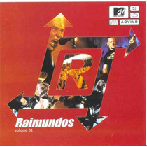 Cd Raimundos - Mtv Ao Vivo Volume 1