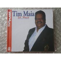 Tim Maia - Só Você 1997 Abril Coleções. (frete Grátis)