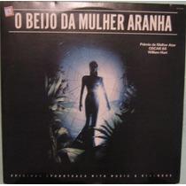 Trilha Filme O Beijo Da Mulher Aranha - 1985