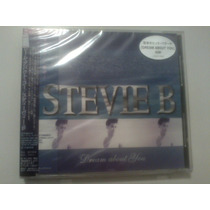 Stevie B - Dream About You [cd] Trinere/tony Garcia