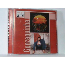 Cd- Gonzaguinha - 2 Lps Em 1 Cd -(novo - Original - Lacrado)