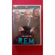 Rem - The Best Of R.e.m - Dvd Novo, Original E Lacrado