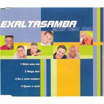 Cd Exalta Samba - Promo - Mais Uma Vez - Raridade