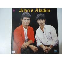 Disco Vinil Lp Alan E Aladim Lindoooooo##