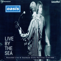 Dvd - Oasis - Live By The Sea