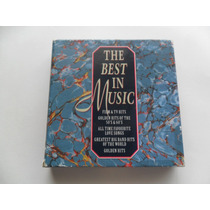 The Best In Music Box Com 5 Cds Importado Da Holanda Pop 60s