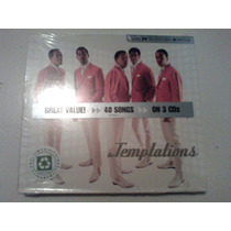 The Temptations - Playlist+plus [3cd] Diana Ross/rick James