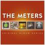The Meters 5 Cds Original Album Series Import Novo Lacrado
