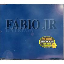 Fabio Jr Cd Single Entrega - Raro - Lacrado