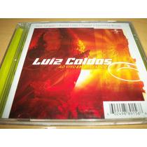 Cd Luiz Caldas Ao Vivo + Durval Lelys, Fagner, Ivete E Bronw