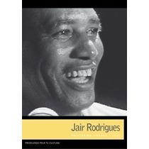 Dvd Jair Rodrigues - Ensaio 1991 Tv Cultura - Novo, Lacrado