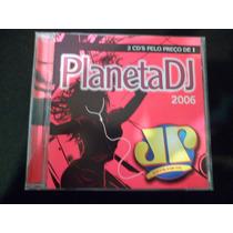 Cd Planeta D J 2006 Flash House Música Anos 80 90 Dj Ross