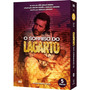 Dvd - O Sorriso Do Lagarto - 5 Discos